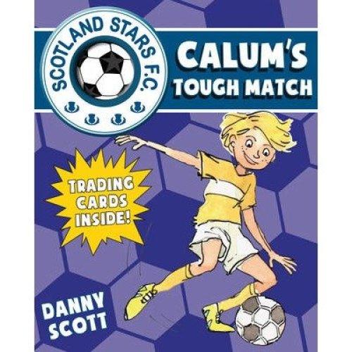 Calum's Tough Match: Scotland Stars Fc 5