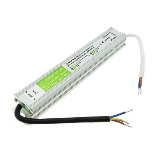 DC24V IP67 45W Waterproof 1.88A LED Driver Power Supply Transformer