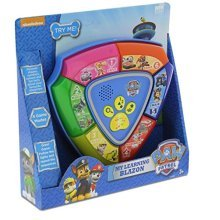 KD Toys Paw Patrol Learning Blazon Toy