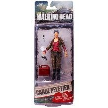 Walking Dead TV Series Carol Peletier Action Figure
