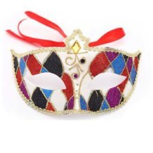Halloween Mask Masquerade Props Halloween Costume Mask Venice Palace Mask