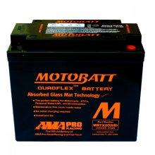 Motobatt MBTX20UHD Motorcycle Battery
