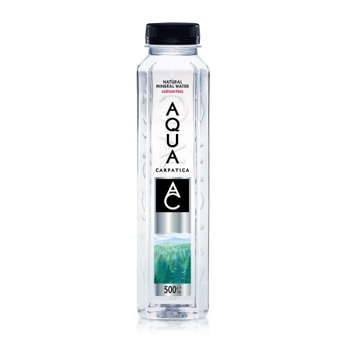 Aqua Carpatica Sodium Free Natural Mineral Water 500ml (12 Bottles)