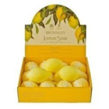 Bronnley England Lemon and Neroli Womens Soap, 3.5 Ounce