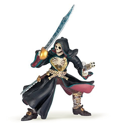 "Papo 38919 ""Skull Head Pirate"" Figure"