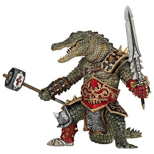 Papo 38955 Crocodile Mutant Figure