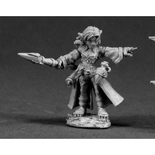 Reaper Dark Heaven Legends 03340 Cassie, Gnome Wizard