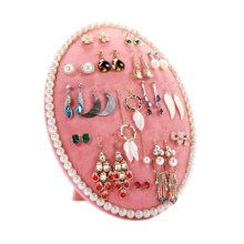 Jewelry Box Necklace Stand Rings Display Earrings Holder Board-A01