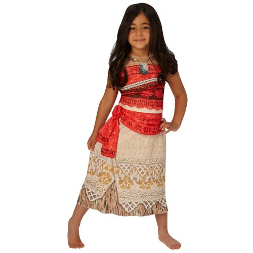 Kids Official Moana Costume
