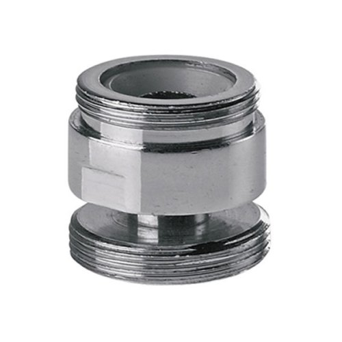 Swivel Metal Adaptor for Water Kitchen Tap Aerator 22mm to 24mm Male