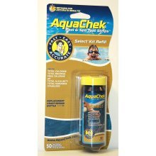 AquaChek Select Refill - Hot Tub and Spa Water Testing Strips