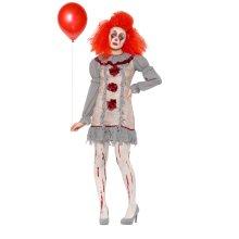 Smiffys Clown Lady Costume | Women's Clown Costume