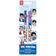 One Direction - Stationery Set Band Buttons (in Onesize)