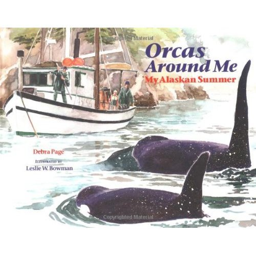 Orcas around ME