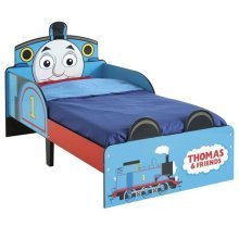 Thomas & Friends Toddler Bed 143x68x76 cm Blue WORL610003