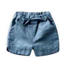 Baby Boy Short Pants Cute Short Pants for Summer Suitable for 130cm [I]