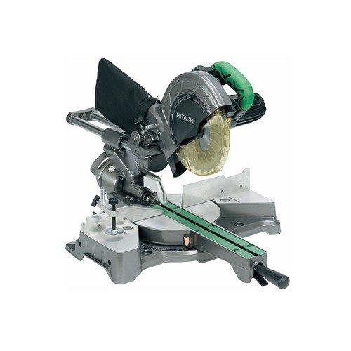 Hitachi C8FSEB/J2 216mm Sliding Compound Mitre Saw & Blade 110 Volt