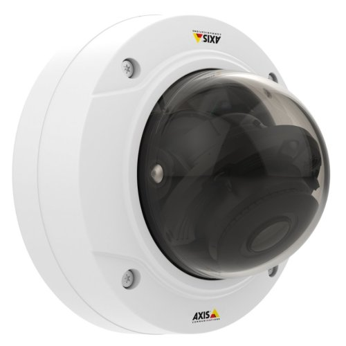 Axis P3225-LV Mk II IP security camera Indoor Dome White