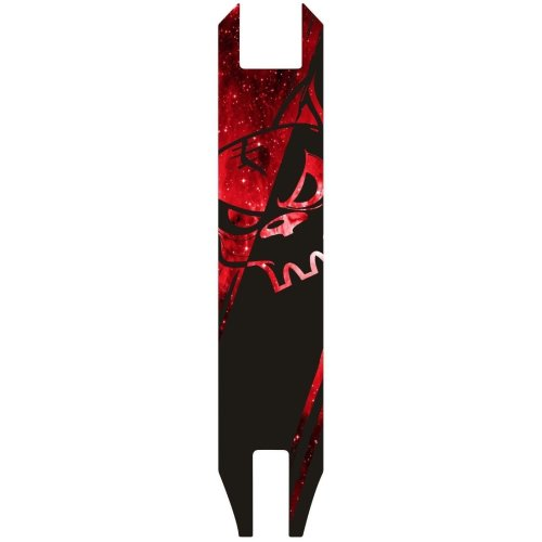 Team Dogz Pro-X Ultimate Stunt Scooter Grip Tape Galaxy Red