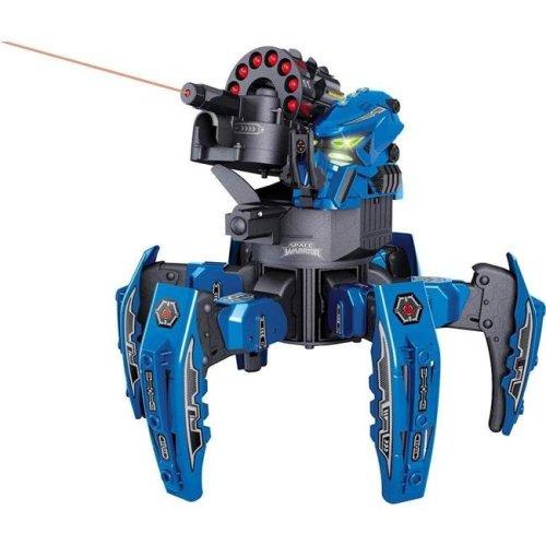 Riviera RC RIV-901B Space Warrior Battle Robot - Blue