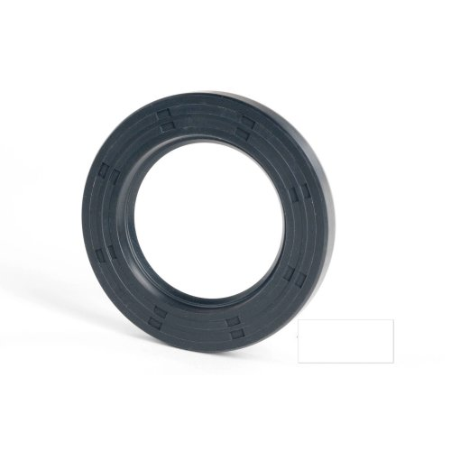 5x15x6mm Oil Seal Nitrile Single Lip With Spring 20 Pack