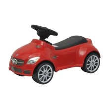 Homcom Mercedes Slk 55 Amg Kids Push Along Ride on Toy