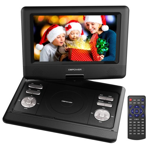 "DBPOWER® 10.5"" Portable DVD Player"