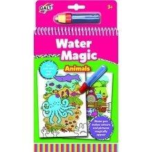 Water Magic Book Animals