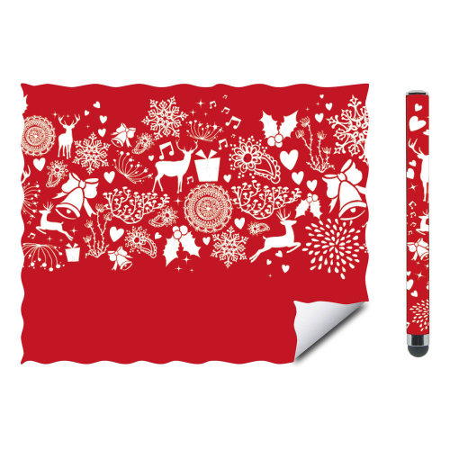 SPEEDLINK Cerimo Stylus and Cleaning Cloth Christmas Set Red/White