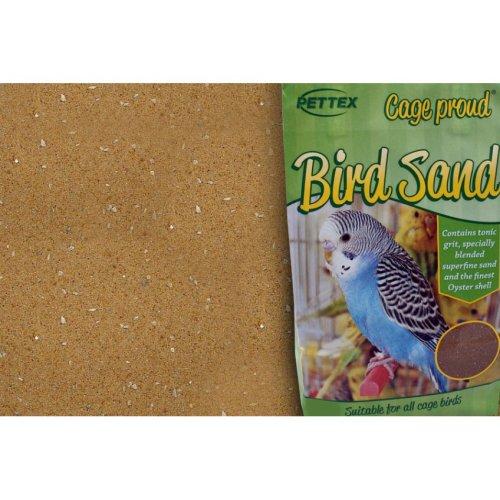 Aviary Bird Sand Cage Proud 10kg