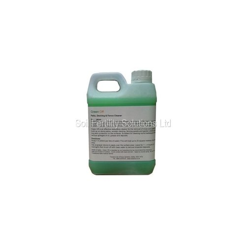 GreenOff   Moss control- 1 litre