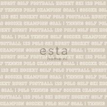 wallpaper all sports warm gray - 115622