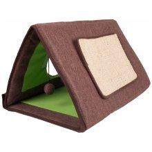 FLAMINGO 3-in-1 Cat Play Tent Deluxe 50x30x28 cm 560311