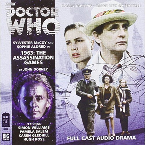 The Assassination Games (Doctor Who)
