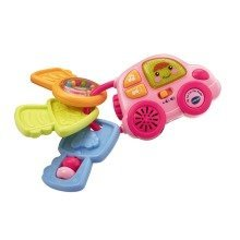 Vtech My 1st Car Key Rattle Pink