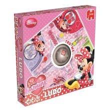 Disney Minnie Mouse Pop-it Ludo