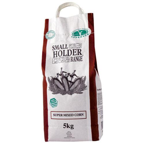 Allen & Page Small Holder Range Super Mixed Corn 5kg