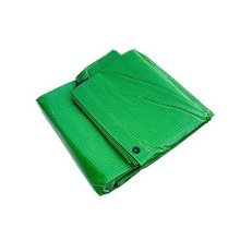 Tarpaflex T8 Tarpaulin Green 7 Metre x 5.4 Metre 24' x 18'