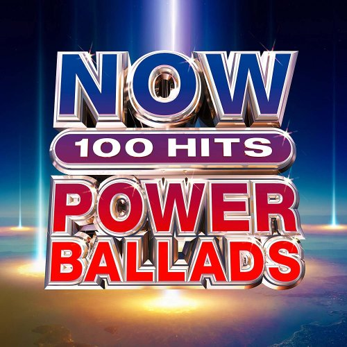 Now 100 Hits Power Ballads | Compilation CD