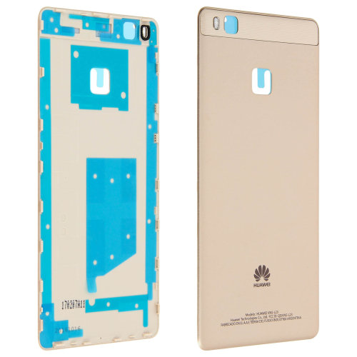 Housing part back cover, for Huawei P9 Lite – Gold