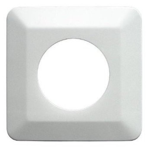 Light Switch Socket Finger Cover Plates Surround Edge - White/brown/clear Colour