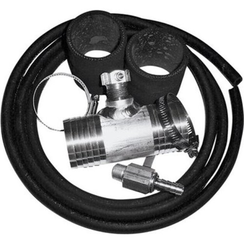 RDS 3490902 Diesel Install Kit for Auxiliary Diesel Fuel Tank Fits Chevy & GMC Trucks 1999 - 2010, Model No. 011029