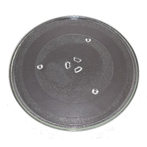 Microwave Turntable Glass 345mm Fits LG and Maytag Universal