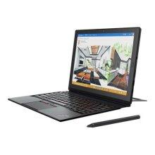 "Lenovo ThinkPad X1 Convertible Laptop, 12"" Full HD+ Touch, Intel M7-6Y75, 8GB, 256GB SSD, Windows 10 Pro"