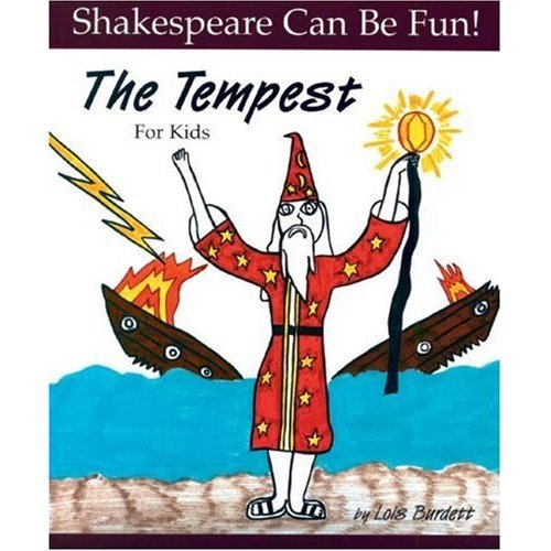 """The """"Tempest"""" for Kids (Shakespeare Can Be Fun!)"""