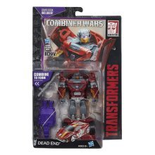 Transformers Generations Combiner Wars Deluxe Dead End With Comic New Sealed