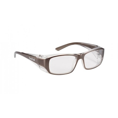 Bolle B808 SAFETY Glasses Spectacles B808BLPSI Clear Lens