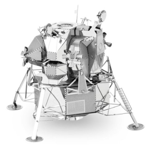 Metal Earth 3D Model Kit - Apollo Lunar Module