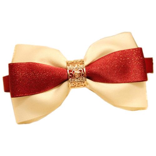 Cute Elegant Red?White Hair Claw Fashion Hair Clip Creative Hair Claw/Hairpin
