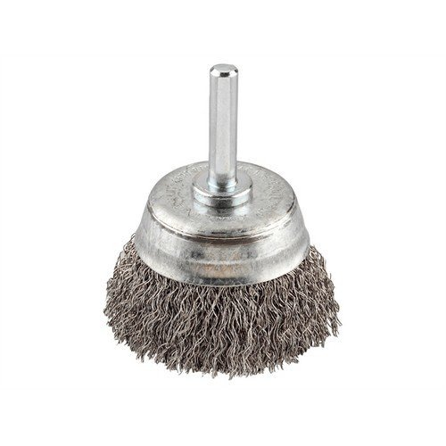 KWB KWB606230 HSS Crimped Cup Brush 50mm Coarse